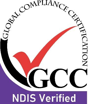 GCC, NDIS Verified logo
